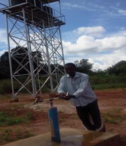 .UNICEF/UKaid water project in Okopi GRA