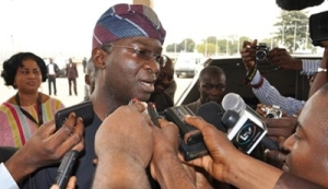 Governor Babatunde Fashola