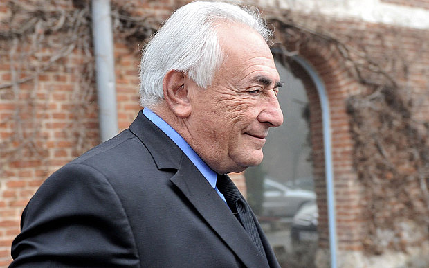 chief, Dominique Strauss-Kahn