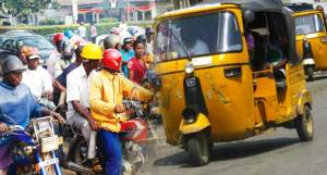 Okada, Tricycle Riders Get 21 Days To Quit Lagos Highways