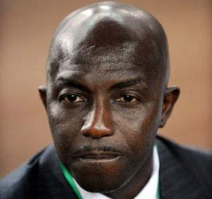 Under-23 Head Coach, Samson Siasia