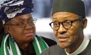 Okonjo-Iweala and Buhari